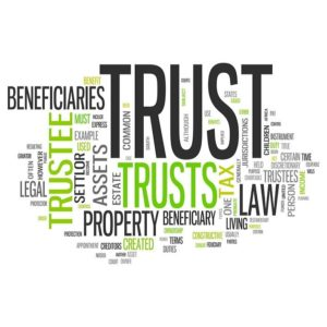 Image That Represents The Charitable Trust Quotes In A White Background.